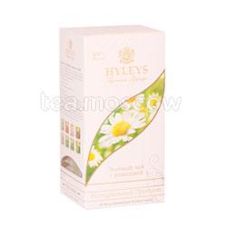 Чай Hyleys Гармония Природы Зеленый с ромашкой в пакетиках 25 шт х 1,5 г