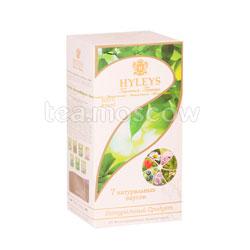 Чай Hyleys Гармония Природы Ассорти 7 вкусов в пакетиках 25 шт х 1,5г