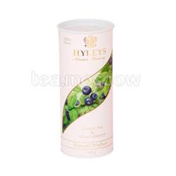 Чай Hyleys Гармония Природы Зеленый с черникой 100 гр (туба)