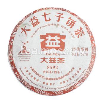 Пуэр блин TaeTea 8592 357 г (шу)