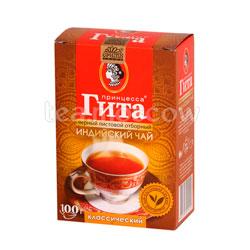 Чай Принцесса Гита Листовой Черный 100 гр
