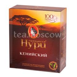 Чай Принцесса Нури Кенийский 100 пак.