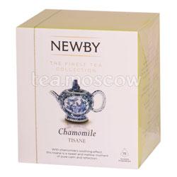 Чай Newby Ромашка в пирамидках 15 шт