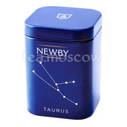 Коллекционный чай Newby Телец Английский завтрак 25 гр