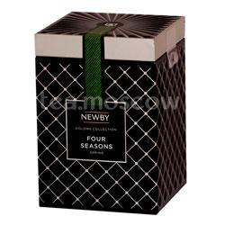 Чай листовой Newby полуферментированный байховый улонг Four Seasons Spring 100 гр