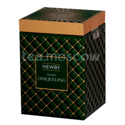 Чай листовой Newby Прайм дарджилинг гурмэ 100 гр