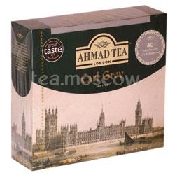 Чай Ahmad Пакет Граф Грей. Черный, 2гр*40 шт