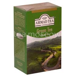 Чай Ahmad Листовой Зеленый чай. 100 гр