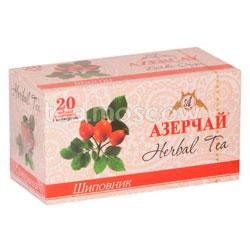 Чай Азерчай Травяной с шиповником 20 пак.