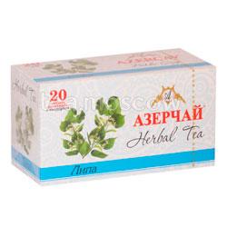 Чай Азерчай Липа травяной 20 пак.