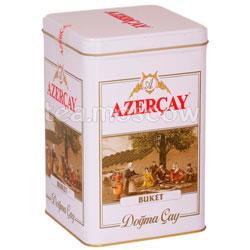 Чай Азерчай Букет черный 250 г ж/б