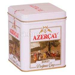Чай Азерчай Букет черный 100 г ж/б