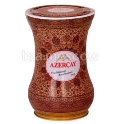 Чай Азерчай Армуду черный с чабрецом 100 г ж/б