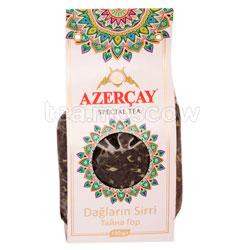 Чай Азерчай Тайна гор черный с чабрецом 100 г в пакете