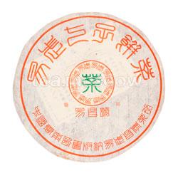 Пуэр блин И Чанг Хао Шен 12-летний 357 гр