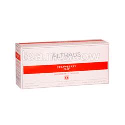 Чай Althaus Strawberry Flip /Строберри Флип Пакетики для чайника 20шт.x4 гр