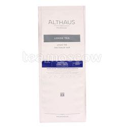 Чай Althaus листовой Imperial Earl Grey/Империал Эрл Грей Граф Грей250 гр