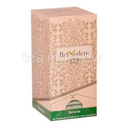Чай Belvedere Сенча Пакетики 1,5 гр 25 шт