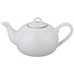 Заварочный Чайник Agness 450 мл белый (470-311)