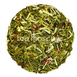 Травяной чай на основе зеленого Стройный чай (Ароматизированный)