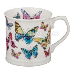 Кружка Lefard Бабочки 400 мл (563-017)