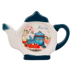 Подставка под чайные пакетики Agness Новый день (358-931)
