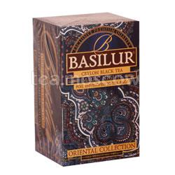 Чай Basilur ВОСТОЧНАЯ Волшебные ночи в пакетиках 20 шт х 2г