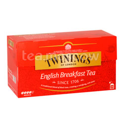 Чай Twinings English Breakfast Tea (25 пакетиков)