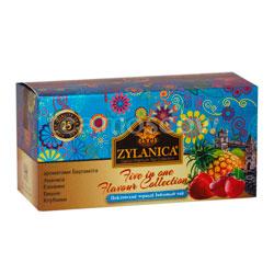 Чай Zylanica Ассорти 25 пакетиков