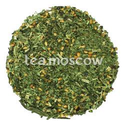 Тонизирующий зеленый чай
