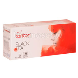 Чай Tarlton Black Teа в пакетиках
