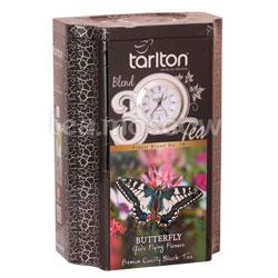 Чай Tarlton Бабочка черный 200 г ж.б