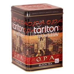 Чай Tarlton черный OPA 250 гр ж.б.