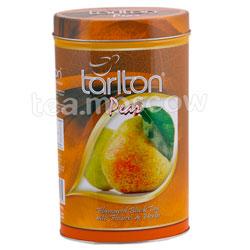Чай Tarlton Груша черный 100 гр ж.б.