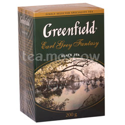 Чай Greenfield Earl Grey Fantasy 200 гр