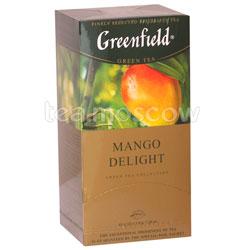 Чай Greenfield Mango Delight Пакетики