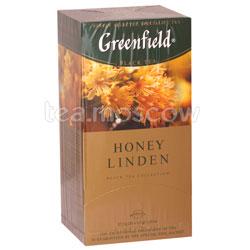 Чай Greenfield Honey Linden Пакетики