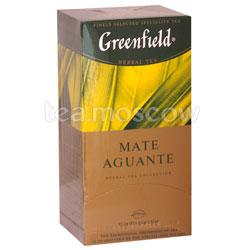 Чай Greenfield Mate Aguante Пакетики