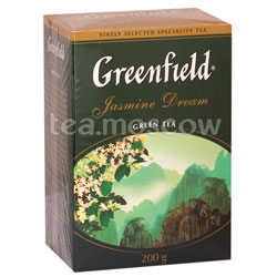 Чай Greenfield Jasmine Dream 200 гр