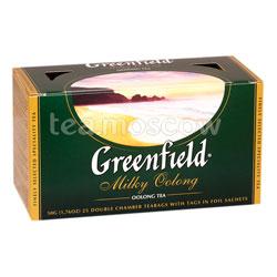 Чай Greenfield Milky Oolong Пакетики