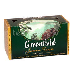 Чай Greenfield Jasmine Dream Пакетики
