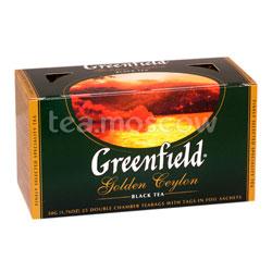 Чай Greenfield Golden Ceylon Пакетики