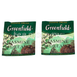 Чай Greenfield Jasmine Dream в Пакете