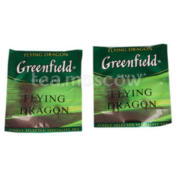Чай Greenfield Flying Dragon в Пакете