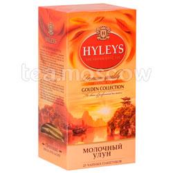 Чай Hyleys Молочный Улун в пакетиках 25шт х 2г