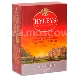 Чай Hyleys Эрл Грей черный крупнолистовой 200 гр