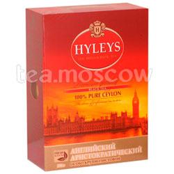 Чай Hyleys Английский Аристократический черный  250 гр