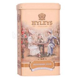 Чай Hyleys Молочный Улун 125 гр ж.б