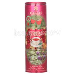 Чай Hyleys Чайный Сомелье - малина, виноград, черника 135 гр ж.б.