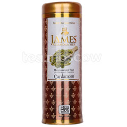 Чай James Grandfather Кардамон Черный, ж.б. 100 гр
